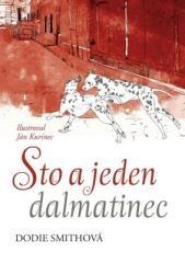 Dodie Smithová: Sto a jeden dalmatinec. Klikněte pro více informací.