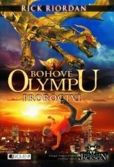 Rick Riordan: Bohové Olympu – Proroctví. Klikněte pro více informací.