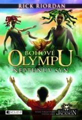 Rick Riordan: Bohové Olympu – Neptunův syn. Klikněte pro více informací.