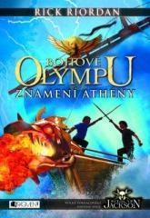 Rick Riordan: Bohové Olympu – Znamení Athény. Klikněte pro více informací.