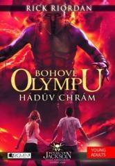 Rick Riordan: Bohové Olympu – Hádův chrám. Klikněte pro více informací.