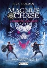 Rick Riordan: Magnus Chase a bohové Ásgardu - Loď mrtvých. Klikněte pro více informací.