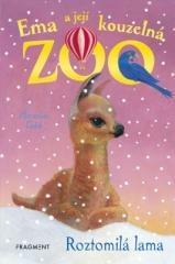 Amelia Cobb: Ema a její kouzelná zoo - Roztomilá lama. Klikněte pro více informací.