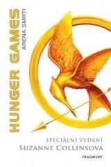 Suzanne Collinsová: HUNGER GAMES - Aréna smrti (speciální vydání). Klikněte pro více informací.