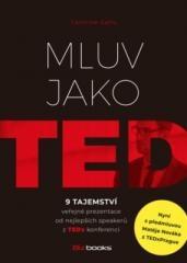 Carmine Gallo: Mluv jako TED. Klikněte pro více informací.