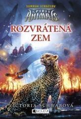 Victoria Schwabová: Spirit Animals: Súmrak strážcov 2 - Rozvrátená zem. Klikněte pro více informací.