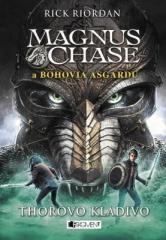 Rick Riordan: Magnus Chase a bohovia Asgardu – Thorovo kladivo. Klikněte pro více informací.