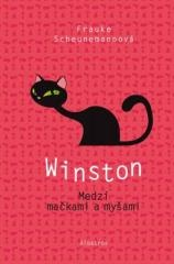 Frauke Scheunemannová: Winston: Medzi mačkami a myšami. Klikněte pro více informací.