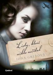 Iona Grey: Listy, ktoré nikto nečítal. Klikněte pro více informací.