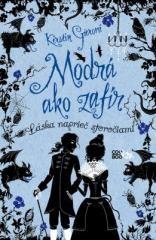 Kerstin Gierová: Drahokamy 2: Modrá ako zafír. Klikněte pro více informací.