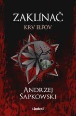 Andrzej Sapkowski: Zaklínač III Krv elfov. Klikněte pro více informací.