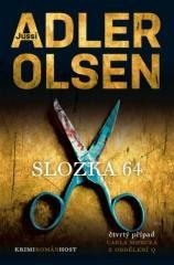 Jussi Adler-Olsen: Složka 64. Klikněte pro více informací.