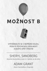 Sheryl Sandbergová, Adam M. Grant: Možnost B. Klikněte pro více informací.