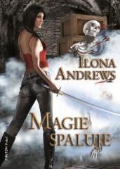 Ilona Andrews: Magie spaluje. Klikněte pro více informací.