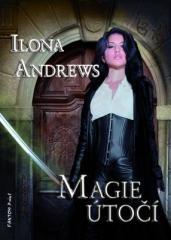 Ilona Andrews: Magie útočí. Klikněte pro více informací.