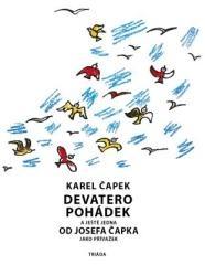 Karel Čapek: Devatero pohádek. Klikněte pro více informací.