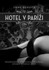 Hotel v Paríži: izba č. 1