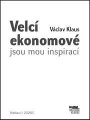 Václav Klaus: Velcí ekonomové jsou mou inspirací. Klikněte pro více informací.