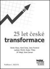 autorů kolektiv: 25 let české transformace. Klikněte pro více informací.
