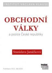 Stanislava Janáčková: Obchodní války. Klikněte pro více informací.