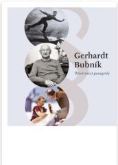 Gerhardt Bubník: Život mezi paragrafy. Klikněte pro více informací.