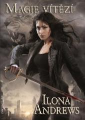 Ilona Andrews: Magie vítězí. Klikněte pro více informací.