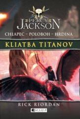 Rick Riordan: Percy Jackson 3 – Kliatba Titanov. Klikněte pro více informací.