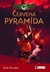 Rick Riordan, Ján Ďurčo: Kronika Cartera Kana 1 – Červená pyramíd. Klikněte pro více informací.