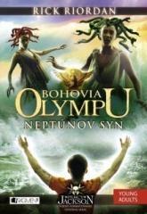 Zora Sadloňová, Rick Riordan: Bohovia Olympu – Neptúnov syn. Klikněte pro více informací.