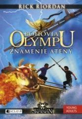 Zora Sadloňová, Rick Riordan: Bohovia Olympu – Znamenie Atény. Klikněte pro více informací.