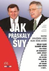 Dušan Spáčil, Kateřina Čechová: Jak praskaly švy. Klikněte pro více informací.