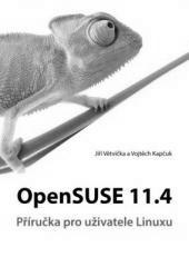 Jiří Větvička, Vojtěch Kapčuk: OpenSUSE 11.4. Klikněte pro více informací.