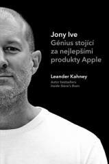 Leander Kahney: Jony Ive. Klikněte pro více informací.