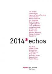 Eva Jelínková (ed.): Echos 2014. Klikněte pro více informací.
