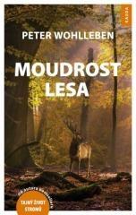 Peter Wohlleben: Moudrost lesa. Klikněte pro více informací.