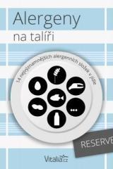 Vitalia.cz: Alergeny na talíři. Klikněte pro více informací.