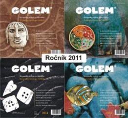 Tvořivý AMOS: Golem ročník 2011. Klikněte pro více informací.