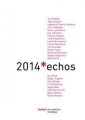Eva Jelínková (ed.): Echos 2014. Fórum pro germanobohemistiku / Germanobohemistisches Forum. Klikněte pro více informací.