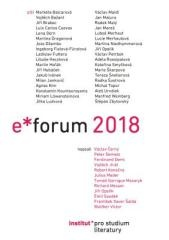 Luboš Merhaut (ed.), Michal Topor (ed.): E*forum 2018. Klikněte pro více informací.